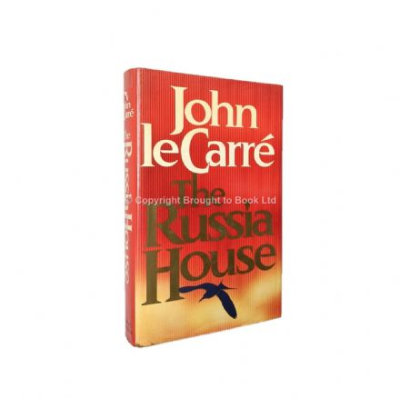 The Russia House Signed John le Carré First Edition Hodder & Stoughton 1989